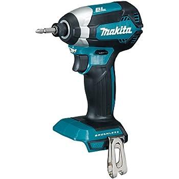 Makita DTD153Z 18V Li-ion Brushless Impact Driver-Body Only, 280 W, 18 V, Blue, Small