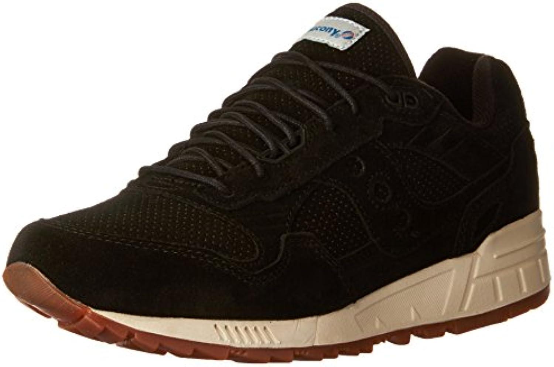 Saucony Herren Schwarz Shadow 5000 Sneakers