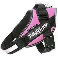 Julius-K9 16IDC-PN-0 IDC Power Harness, Tamaño 0, Rosa