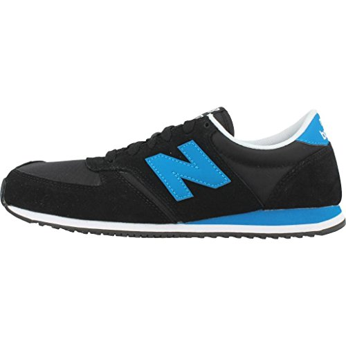 New Balance U420 Unisex-Erwachsene Sneakers black-navy (U420YB)