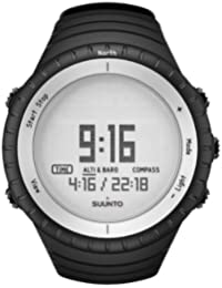 Suunto Core Digital White Dial Unisex Watch - SS016636000