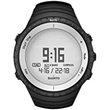Suunto CORE ULTIMATE - Reloj unisex de exterior para todas las altitudes, sumergible (30 m), altímetro, barómetro, especificaciones meteorológicas, carcasa resistente, color blanco