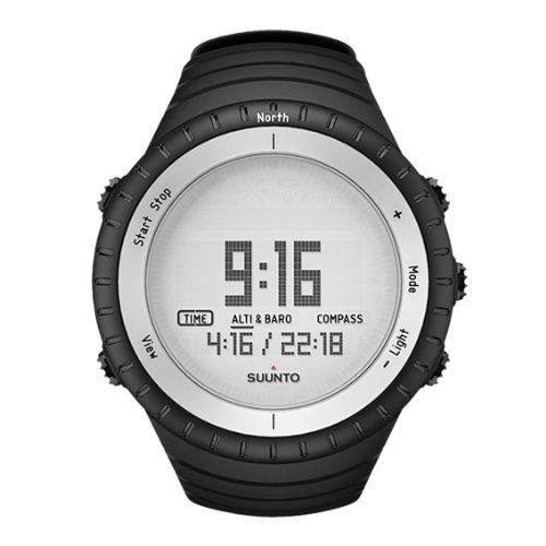 Suunto, CORE, Unisex Outdoor Watch for all Altitudes, Waterproof (30 m), Altimeter, Barometer, Weather Functions, Composite Case, Grey, SS016636000