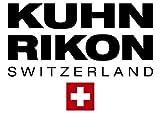 Kuhn Rikon Duromatic Trio Separator - Bandeja para cocinar al vapor con 3 compartimentos (20 cm)