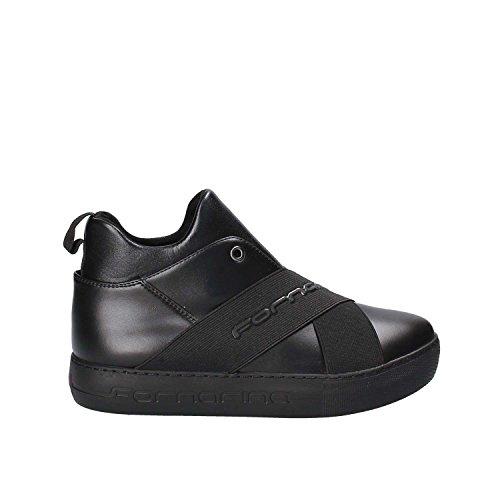 Fornarina Ladies Yuma Sneaker Black