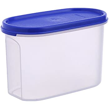Tupperware Modular Mates Oval #2 Storage Box, 1.1 Litres (102)