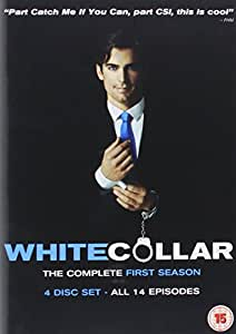 White Collar - Season 1 [DVD] [2009] [NTSC]
