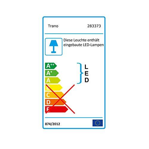 Preisvergleich Produktbild LED Unterbauleuchte 3er Set Küchenbeleuchtung Küche Dreiecksleuchten Edelstahl Licht