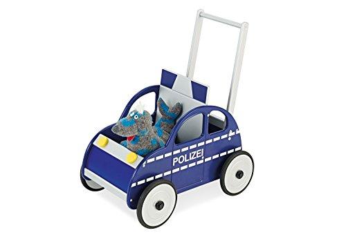 Pinolino 262675 Lauflernwagen Polizei Rene