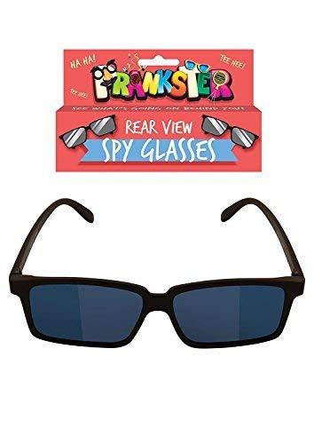 Neu Rückansicht Spy Brille Spiegel Siehe hinter You Hb
