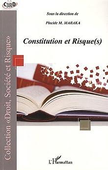 Constitution et risque(s) par [Mabaka, Placide Mukwabuhika, Collectif]