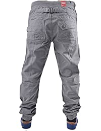 1cf8b2124ffe Enzo BOYS KIDS EZB188 GREY CUFFED JOGGERS 24 TO 29 REDUCED