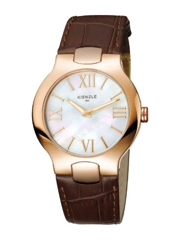 Kienzle Women's Quartz Watch K5043034031-00104 with Leather Strap