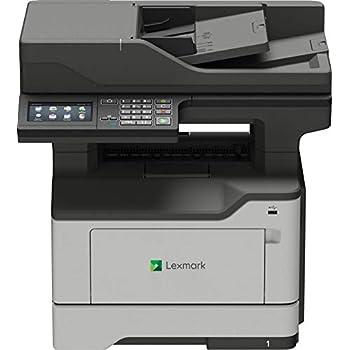 Lexmark MB2442adwe - Impresora láser Multifuncional, Color Negro y ...