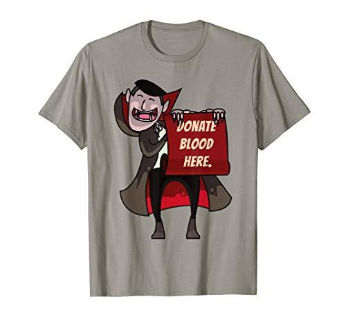 Spenden Kostüm - Vampir Blut Spenden Süssigkeiten