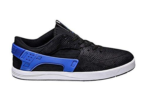 Nike Eric Koston Huarache, Scarpe da Skateboard Uomo - black - blue
