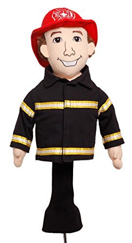 Creative Covers For Golf Fireman Golf Club Head Cover by creative Covers For Golf