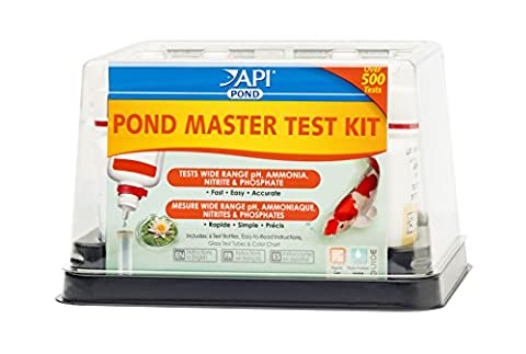 API Pond Master Water Test Kit, Pack of 500