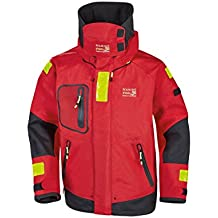 Marinepool Fortuna Offshore Jacket Men red