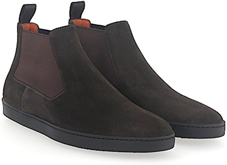 Santoni Stiefel  Billig und erschwinglich Im Verkauf