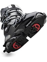Crampons de Glace pour Chaussures de Ski - Skiskooty Griffes