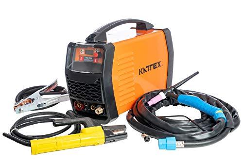 AKTION, NEU! 2in1 digitales WIG & Elektroden Schweißgerät; 200A mit HF-Zündung & IGBT-Technologie