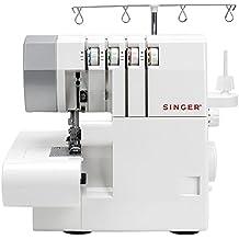 SINGER 14SH754 - Máquina de coser (Overlock, 1 paso, Variable, 1300 RPM