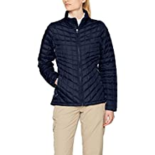 The North Face W Thermoball Z-In Chaqueta, Mujer, Urban Navy, L