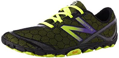 New Balance Men''s Mr10Yb2 Trainers, Black with Green, 7