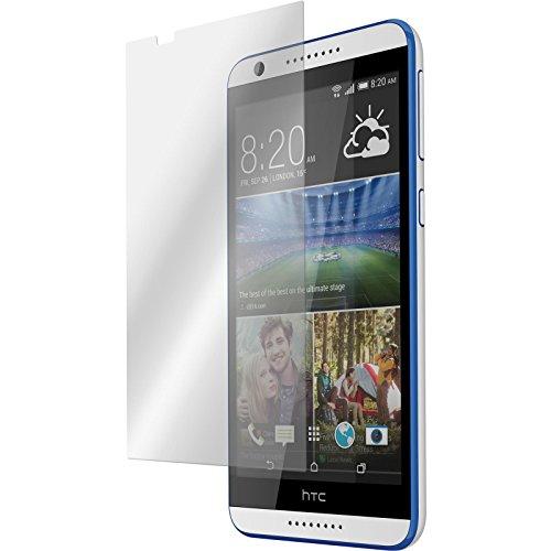 PhoneNatic 2 x Glas-Folie klar kompatibel mit HTC Desire 816 - Panzerglas für Desire 816