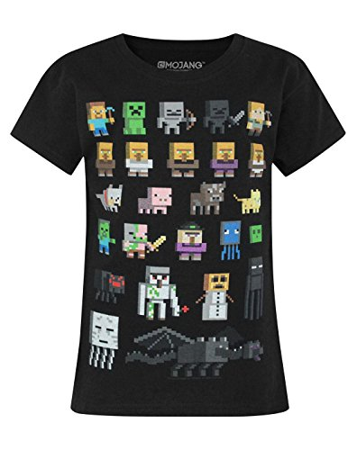 official-minecraft-sprites-girls-t-shirt-12-13-years