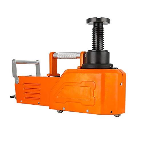 QINAIDI Auto Elektrische Tragbare Hydraulische Ladebuchse - 10 Tonnen Spiral Horizontal Jack Multi-Tool