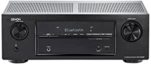 Denon AVR-X520BT Amplificateur Noir