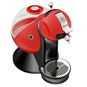 Krups YY1551FD Machine à Expresso 15 bars Nescafé Dolce Gusto Melody Rouge