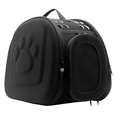 wenlportable-dog-porte-voyage-epaule-exterieure-sac-a-main-petpureblack-s352020cm