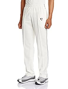 SG Century Cricket Trouser, Small (White)