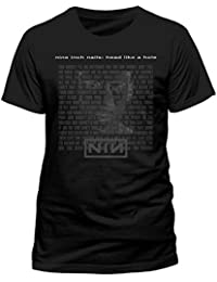 Nine Inch Nails - T-shirt - Homme Noir Noir