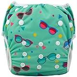 Eco Green Baby - Swim Diaper - Color Glass