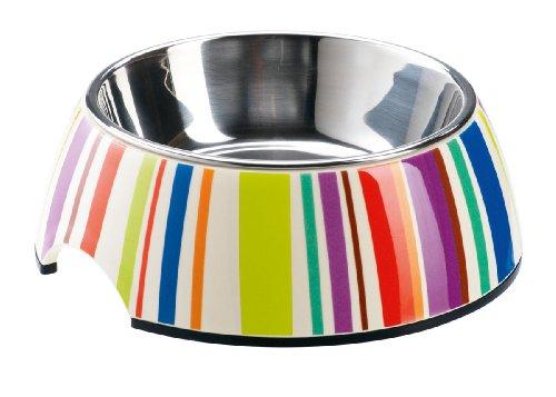 Hunter Melamin-Napf Stripes, 160 ml