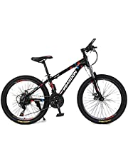 JERN Keasoon 24T Mountain Geared Cycle with Front and Rear