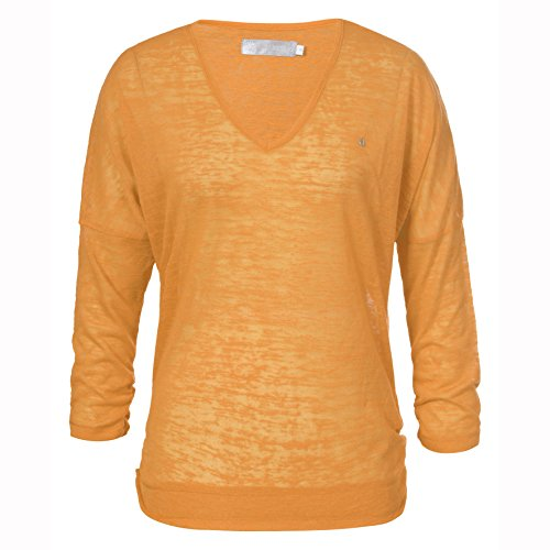 Luhta Damen Pullover HELLEVI orange
