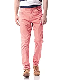 0874176e7fc3c Pau1Hami1ton PH-17 Homme Pantalon Chino Casual Business Stretch Slim Fit  Elasticité Twill Pants