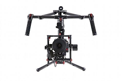 DJI Ronin-MX - Professionelle 3-Achsen-Kardanstabilisierung, kompatibel mit DJI M600, HD-Videoübertragung bis zu 5 km, 360 ° -Drehung, schnelle automatische Auswuchtung, SmoothTrack-Bewegung