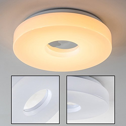 LED-Plafoniera-Forma-Rotonda-Loris-12-Watt-Design