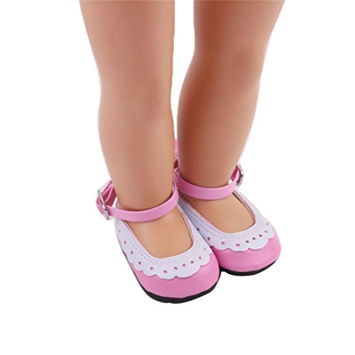 18 Inch Doll's Clothes Shoes Acc...