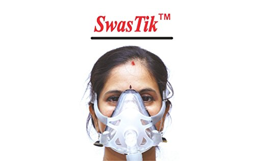 SwasTik 卐 CPAP Full Face Mask (Medium)