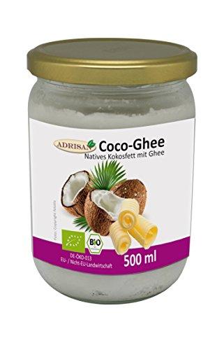 Coco-Ghee BIO* 500 ml - Massage-therapie-zertifizierung