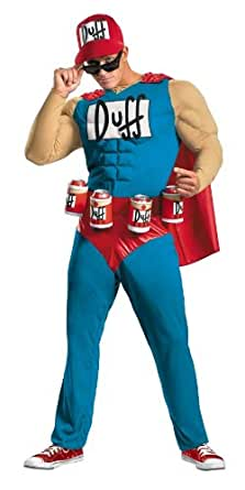 SIMPSONS DUFFMAN MUSCLE 50-52