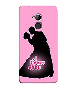 PrintVisa Designer Back Case Cover for HTC One Max :: HTC One Max Dual SIM (Love Lovely Attitude Men Man Manly)