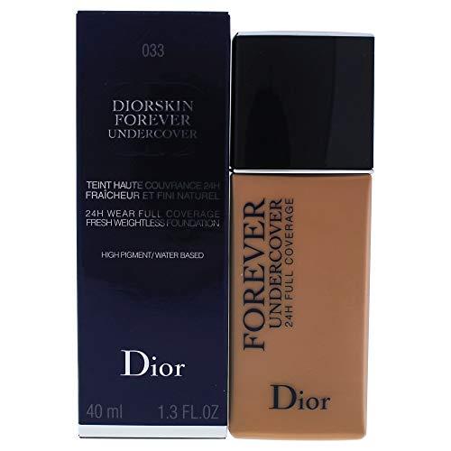 Dior-Makeup Fonde ultrafluido vollständige Abdeckung 24h *